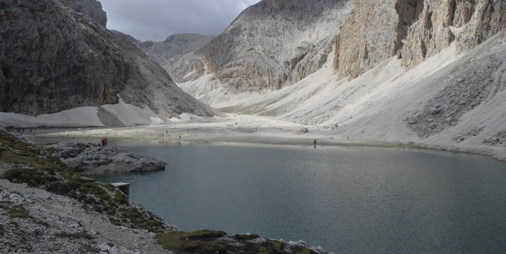 Rifugio e Lago D'Antermoia
