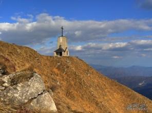 Monte Cuarnan Chiesa del Redentore