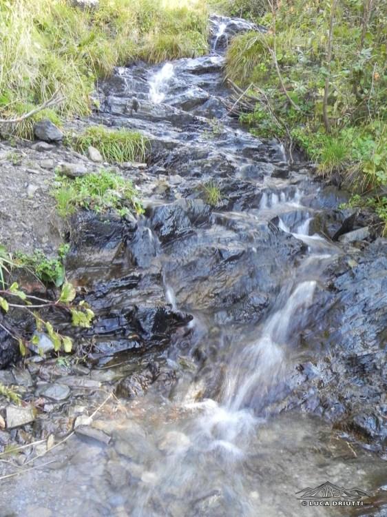 water effects (creta di Timau)