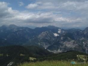 Panorama nord (foto di Luca Driutti)