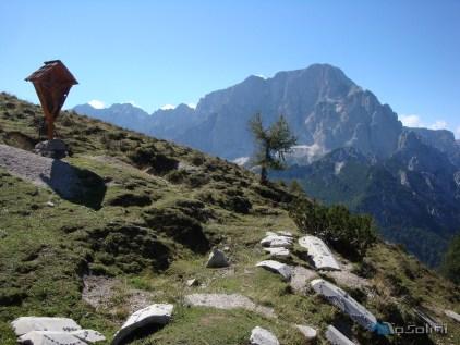 monumento alpino ai caduti