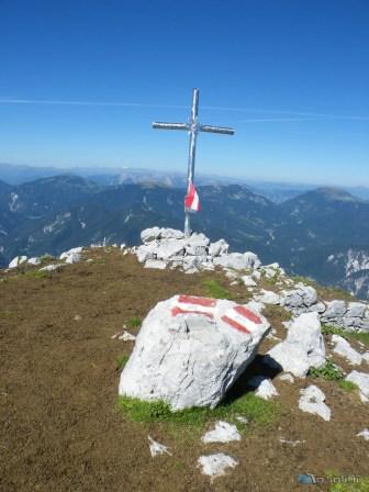 Jof di Miezegnot, cima di vetta