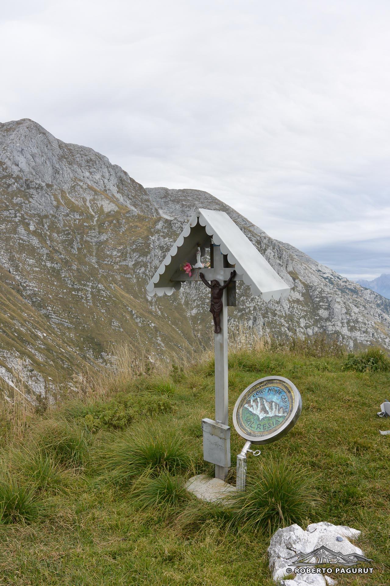 Monte Guarda e Monte Plagne.