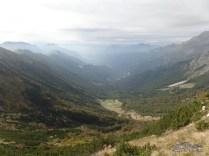 Vista sulla Val Resia