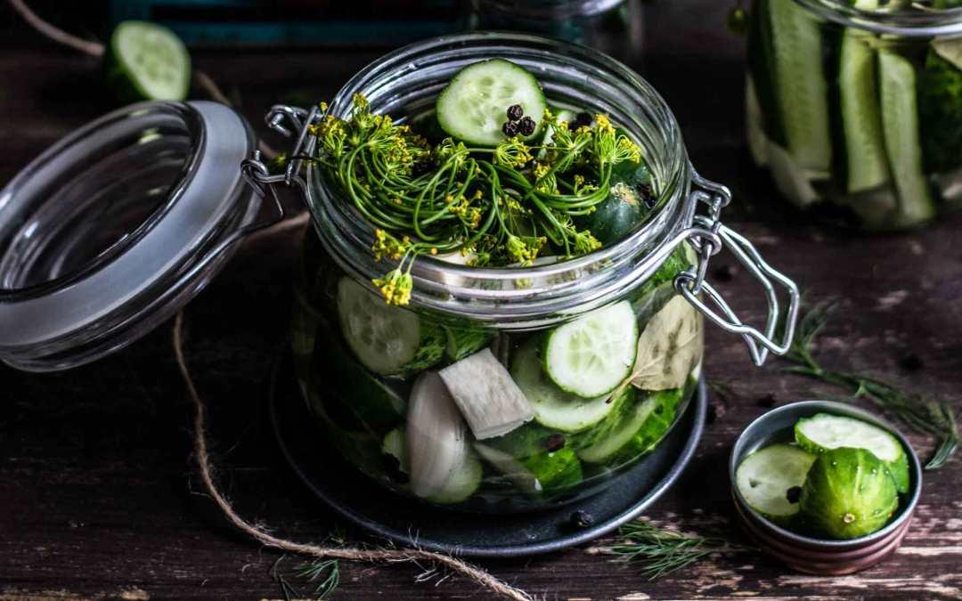 Verdure in vetro: come si conserva tutta la bontà, dalla terra alla tavola.