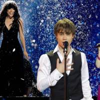 Three Eurovision winners in Stockholm tonight - Watch live online