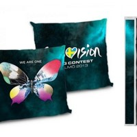 Eurovision 2013 compilation CD released at the end of April