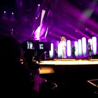 ESC 2014: 1,200 square meters of LED surface