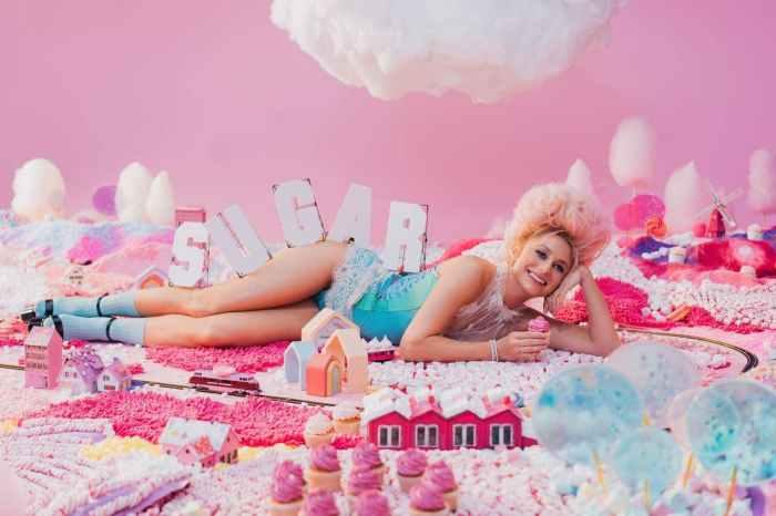 Natalia Gordienko Moldova Eurovision 2021 Sugar