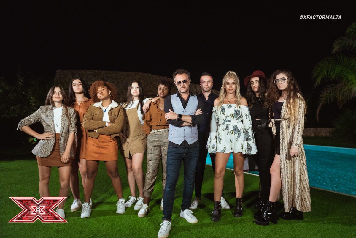"""Résultat de recherche d'images pour """"x factor malta 2020 12 artists"""""""
