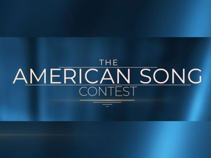 American Song Contest 2022
