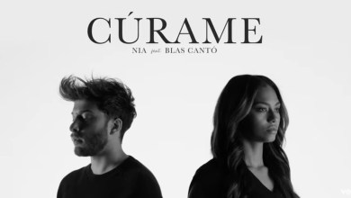Photo of 🇪🇸 Blas Cantó joins Nia Correia on new single 'Cúrame'