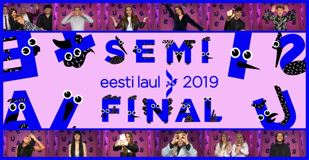 Eesti Laul Semi-Final 1