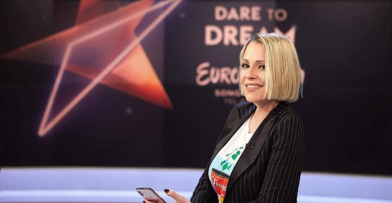 Tamara Todevska Proud