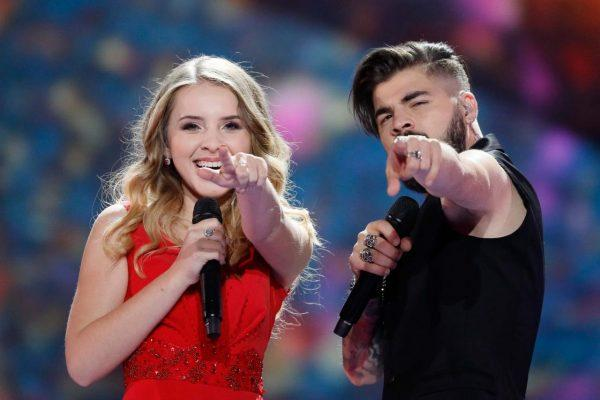 Ilinca feat. Alex Florea in Selectia Nationala 2018