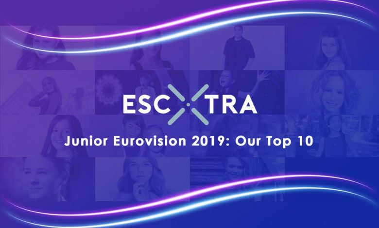Junior Eurovision 2019 - Our Top 10