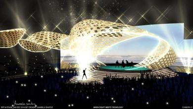 Photo of Alternative stage design for Lisbon revealed.