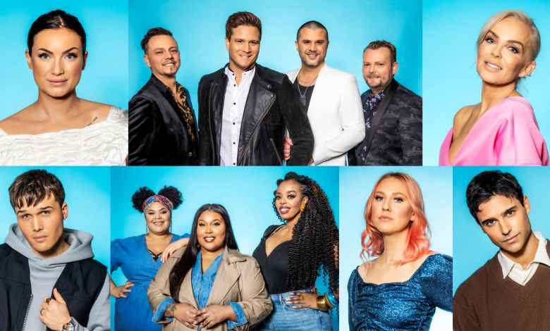 🇸🇪 Melodifestivalen 2021 – Listen to the semi-final 4 snippets -  ESCXTRA.com