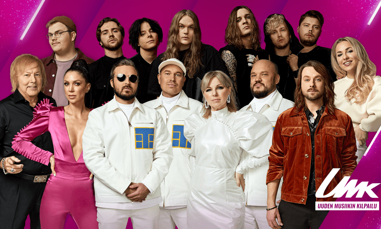 UMK21 artists, Finland's Eurovision national finalists