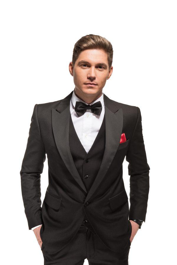 Eurovision Song Contest 2017 host Volodymyr Ostapchuk