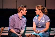 Photo of 🇬🇧 Lucie Jones to star in a live show with Waitress co-star David Hunter
