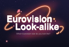 Photo of Eurovision Look-alike App to find your twin.