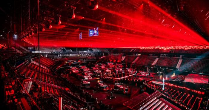 Eurovision 2021 Rotterdam AHOY stage