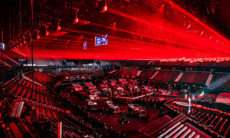 Eurovision 2021 Rotterdam AHOY stage