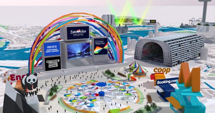 Virtual Eurovision Village 2021