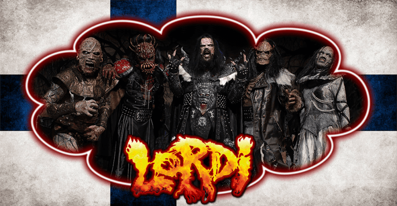 Lordi Throwback