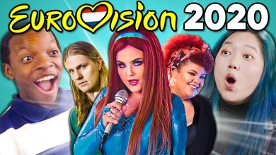 Photo of FBE releases their 'Adults React' video of the 2020 Eurovision Song Contest