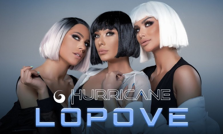 Hurricane Lopove