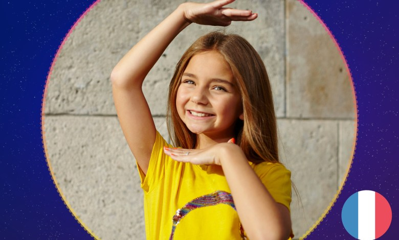 Valentina from France - Junior Eurovision 2020