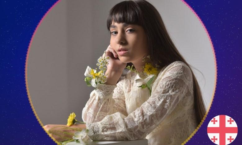 Sandra Gadelia from Georgia - Junior Eurovision 2020