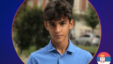 Photo of 🇷🇸 Meet Petar Aničić and vote for SERBIA in Junior Eurovision 2020 now!