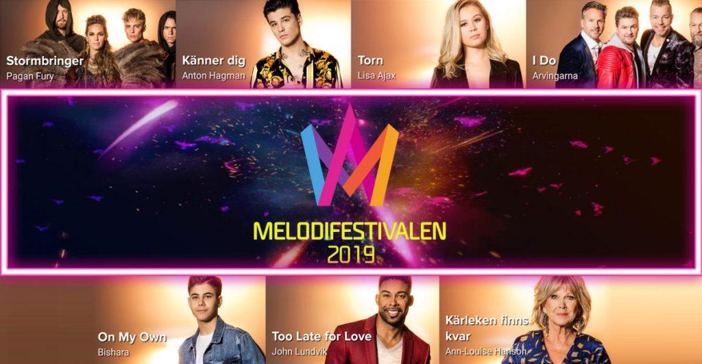 Melodifestivalen semi-final 4