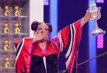 Photo of Will Netta Barzilai feature in the Netflix Eurovision movie?
