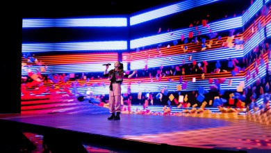 Photo of 🇵🇱 Watch Viki Gabor perform 'Move The World'