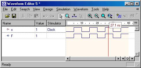 Vhdl Template  figure 4 vhdl language assistant window showing the