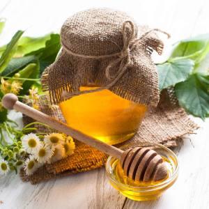 * Conservas y miel