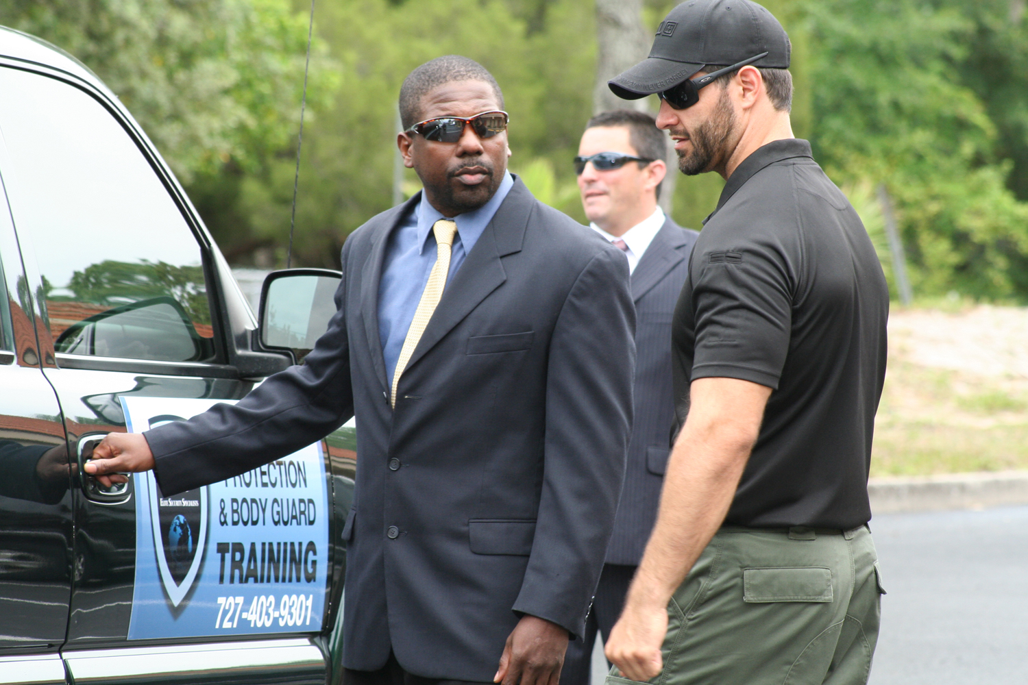 Vip Protection Security