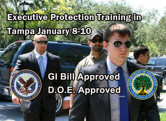 Certified Executive Protection Specialist