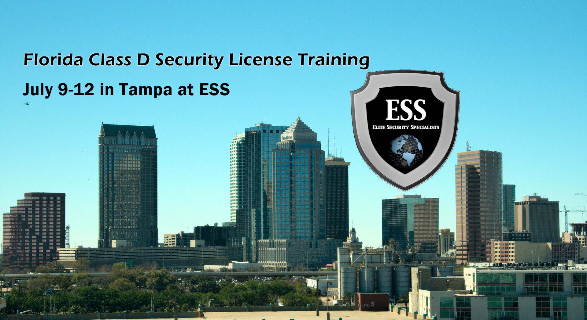 Executive Protection Specialist Training