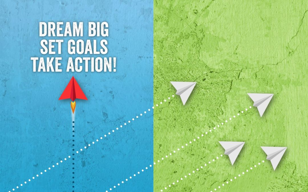 Set Yourself Up For Success by Setting Goals