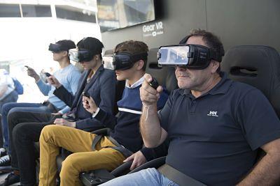 Samsung realidad virtual