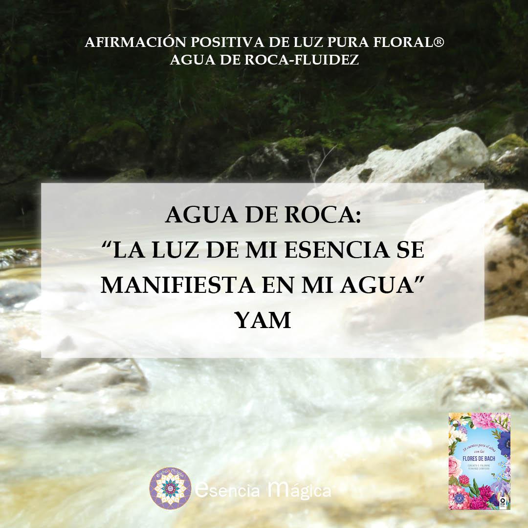 Agua de roca yam