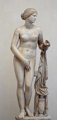Praksyteles, Afrodyta Knidyjska