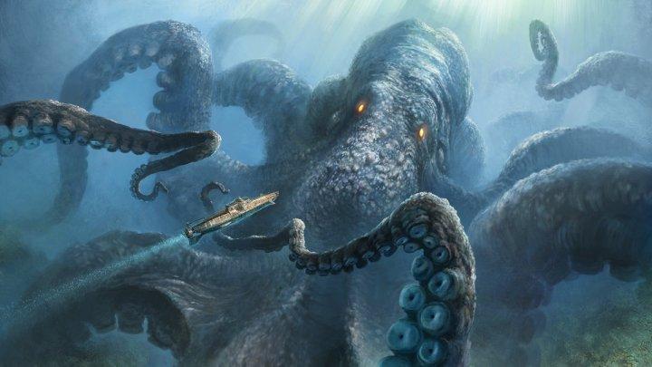 Como os cientistas capturaram a filmagem de uma lula gigante após séculos de busca ?