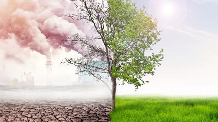 Grande relatório do clima a ser divulgado no próximo mês.