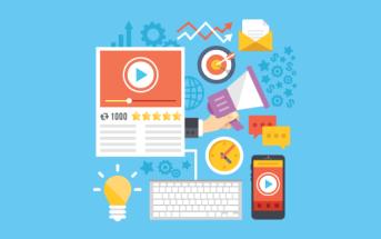 Imagen guía de marketing de contenidos
